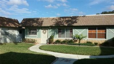 11906 Bayonet Lane UNIT A, New Port Richey, FL 34654 - MLS#: W7635956