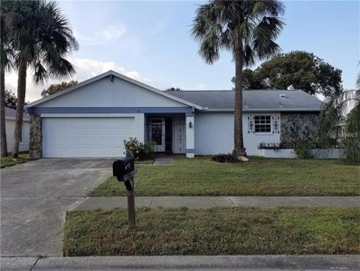 3539 Hogan Drive, New Port Richey, FL 34655 - MLS#: W7635967