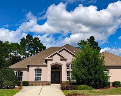 5381 Leather Saddle Lane, Brooksville, FL 34609 - MLS#: W7636056