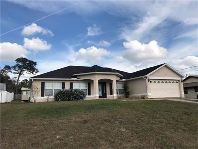 11299 Pickford Street, Spring Hill, FL 34609 - MLS#: W7636086