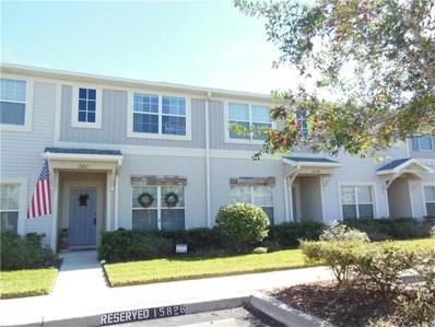 15826 Stable Run Drive, Spring Hill, FL 34610 - MLS#: W7636127