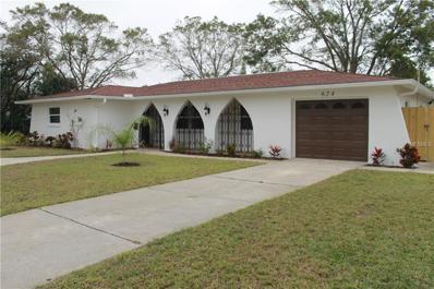624 Tessier Drive, Tarpon Springs, FL 34689 - MLS#: W7636140