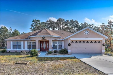 15424 Mount Sparrow Road, Weeki Wachee, FL 34614 - MLS#: W7636191