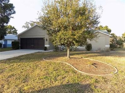 8199 Wooden Drive, Spring Hill, FL 34606 - MLS#: W7636234