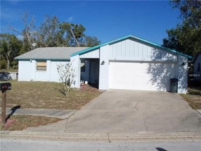 11640 Salmon Drive, Port Richey, FL 34668 - MLS#: W7636286