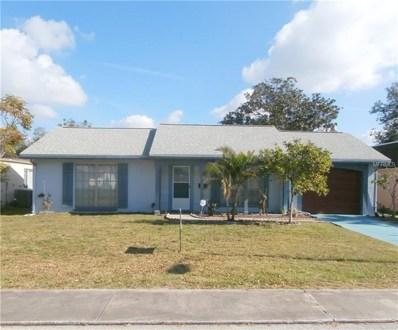 3608 Landale Drive, Holiday, FL 34691 - MLS#: W7636289