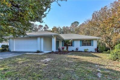 81 Pine Street, Homosassa, FL 34446 - MLS#: W7636330
