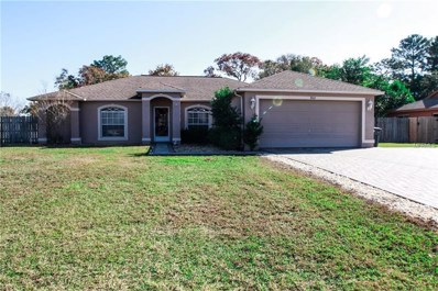 3262 Gibson Avenue, Spring Hill, FL 34609 - MLS#: W7636499
