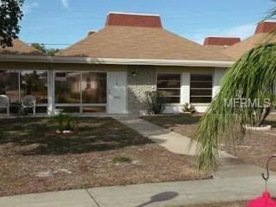 4345 Tahitian Gardens Circle UNIT C, Holiday, FL 34691 - MLS#: W7636501
