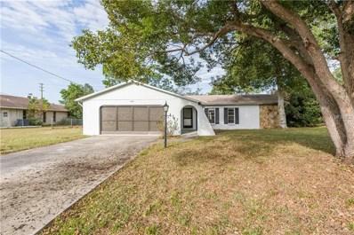 2475 Coronet Court, Spring Hill, FL 34609 - MLS#: W7636534