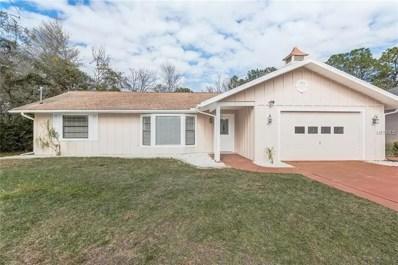 1391 Bolger Avenue, Spring Hill, FL 34609 - MLS#: W7636562