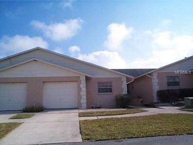 3420 Claires Court UNIT 3, New Port Richey, FL 34655 - MLS#: W7636645