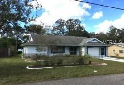 2079 Bishop Road, Spring Hill, FL 34608 - MLS#: W7636650