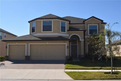 12412 Crestridge Loop, New Port Richey, FL 34655 - MLS#: W7636698