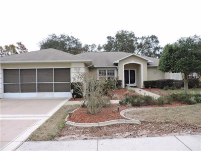 10268 Velvetseed Circle, Spring Hill, FL 34608 - MLS#: W7636750