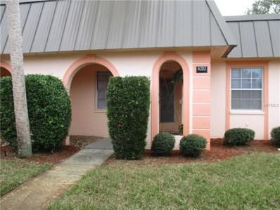 4202 Hampton Drive UNIT C, New Port Richey, FL 34652 - MLS#: W7636775