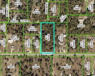 14035 Irving Street, Brooksville, FL 34609 - MLS#: W7636872