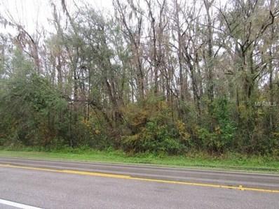 Spring Lake Highway, Brooksville, FL 34602 - MLS#: W7636885