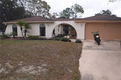 5168 Hamlet Circle, Spring Hill, FL 34606 - MLS#: W7636931