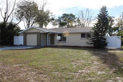 7540 Bergamot Drive, Port Richey, FL 34668 - MLS#: W7636991