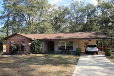8102 Fort Dade Avenue, Brooksville, FL 34601 - MLS#: W7637013