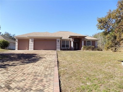 11213 Kiska Wren Road, Weeki Wachee, FL 34614 - MLS#: W7637027