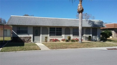 11813 Carissa Lane UNIT 16A, New Port Richey, FL 34654 - MLS#: W7637149