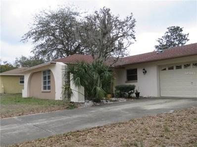 6826 Kingstree Court, Port Richey, FL 34668 - MLS#: W7637159