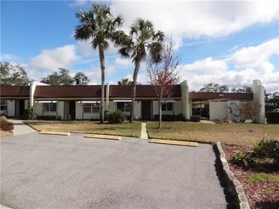 11430 Carriage Hill Drive UNIT 5, Port Richey, FL 34668 - MLS#: W7637270