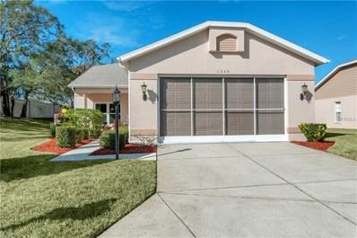 1355 Crescent Oaks Court, Spring Hill, FL 34606 - MLS#: W7637315
