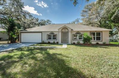 1189 Desmond Avenue, Spring Hill, FL 34608 - MLS#: W7637363