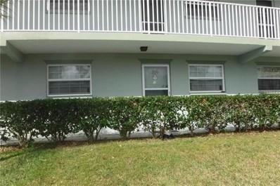 1433 S Belcher Road UNIT D7, Clearwater, FL 33764 - MLS#: W7637734