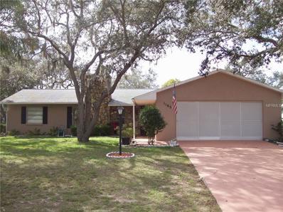 1165 Sanger Avenue, Spring Hill, FL 34608 - MLS#: W7637757