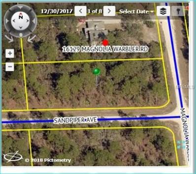 11047 Sandpiper Avenue, Weeki Wachee, FL 34614 - MLS#: W7637884