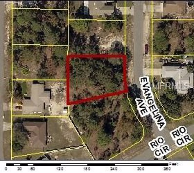 Evangelina Avenue UNIT 11, Spring Hill, FL 34608 - MLS#: W7638032