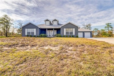 11291 Little Gull Road, Weeki Wachee, FL 34614 - MLS#: W7638158