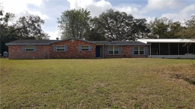 30136 Darby Road, Dade City, FL 33525 - MLS#: W7638165