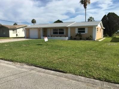 4020 Headsail Drive, New Port Richey, FL 34652 - #: W7638181