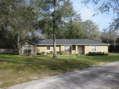 18326 Rigsby Road, Spring Hill, FL 34610 - MLS#: W7638328