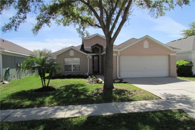 5542 Terrain De Golf Drive, Lutz, FL 33558 - MLS#: W7638351