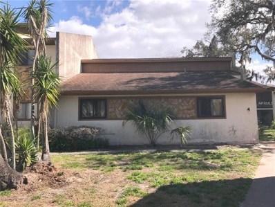 7108 Kirsch Court UNIT 4, New Port Richey, FL 34653 - MLS#: W7638359