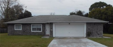 12232 Comstock Street, Spring Hill, FL 34609 - MLS#: W7638625