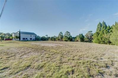 Lot 1 Amberjack Drive, Hernando Beach, FL 34607 - MLS#: W7638660