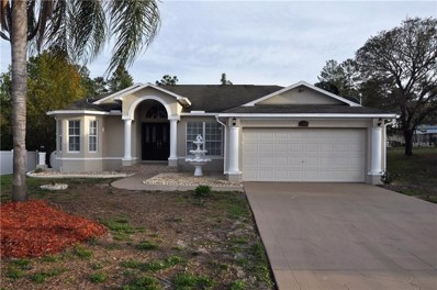 13208 Antelope Street, Spring Hill, FL 34609 - #: W7638682