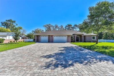 11635 Trumbull Drive, Spring Hill, FL 34609 - MLS#: W7638684