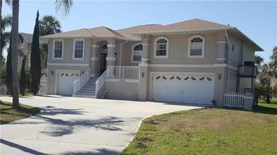 5453 Leahy Lane, New Port Richey, FL 34652 - MLS#: W7638772