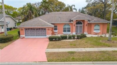 1050 Hook Drive, Spring Hill, FL 34608 - MLS#: W7638899