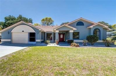 11221 Rainbow Woods Loop, Spring Hill, FL 34609 - MLS#: W7638942