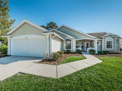 7917 Trail Run Loop, New Port Richey, FL 34653 - MLS#: W7638970