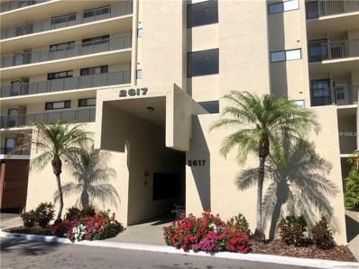 2617 Cove Cay Drive UNIT 302, Clearwater, FL 33760 - MLS#: W7639142